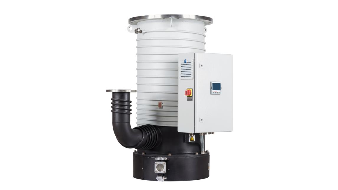 Logo Oil-Diffusion Vacuum Pumps DIJ