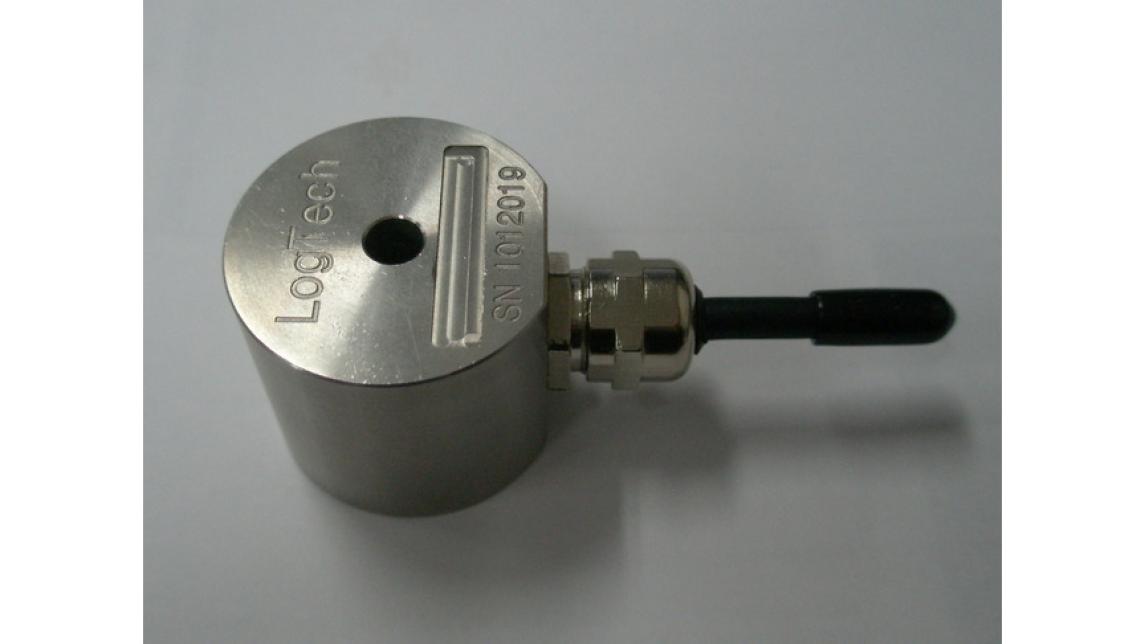 Logo Round-type Acceleration Sensor