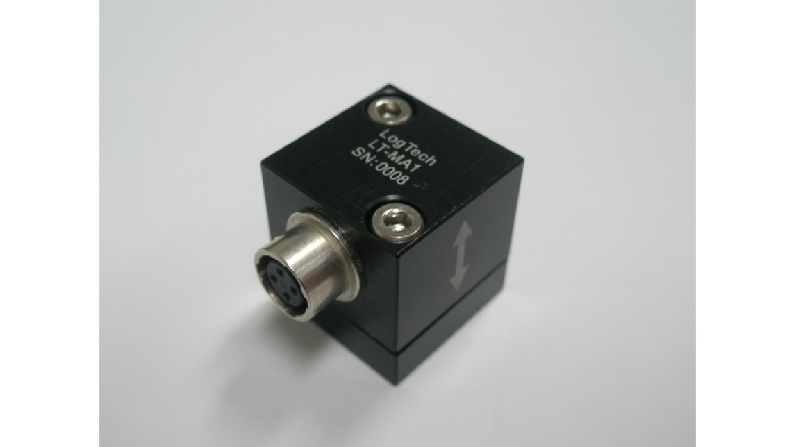 Logo Micro Acceleration Sensor