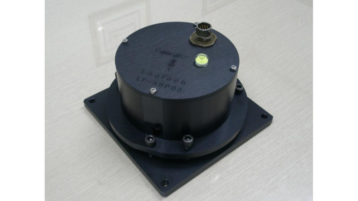 Logo 3 Axis Servo-type Acceleration Sensor