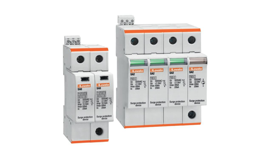 Logo Surge protection devices