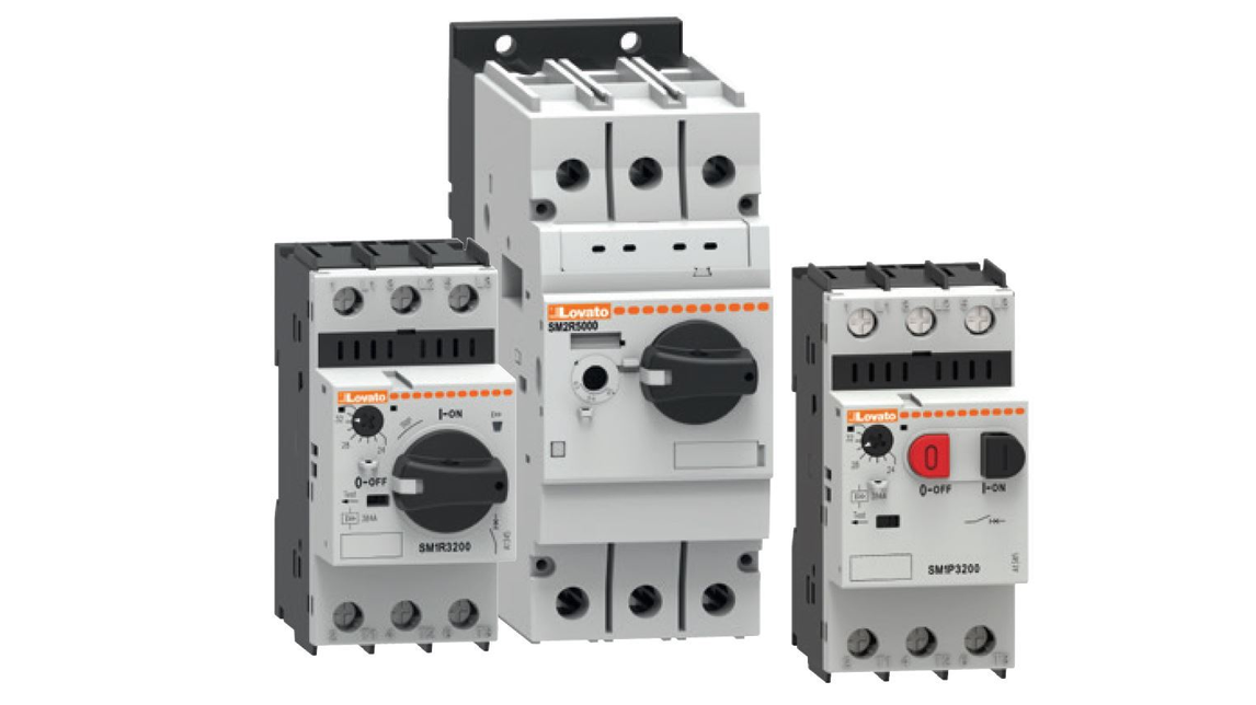 Logo Motor protection circuit breakers