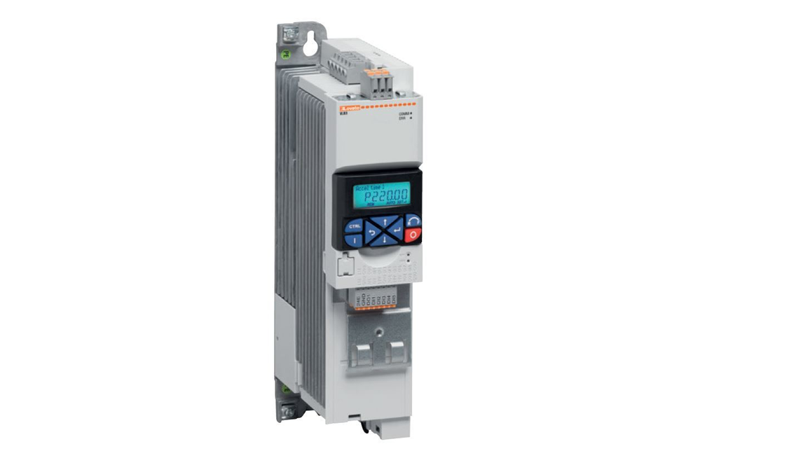 Logo Variable speed drives