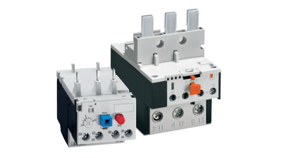 Logo Motor protection relays