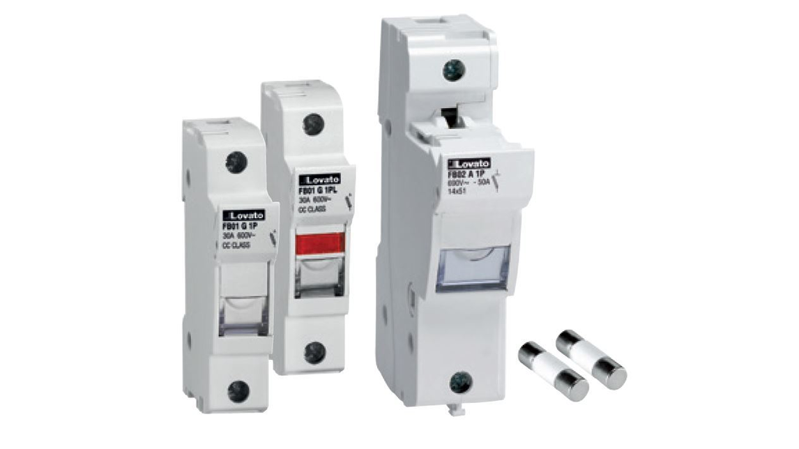 Logo Fuse holders and fuses