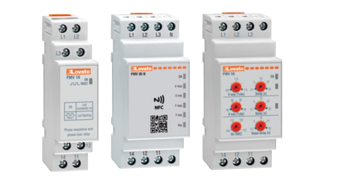 Logo Monitoring relays
