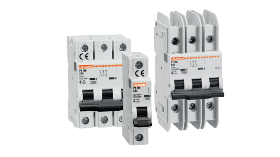Logo Miniature and residual circuit breakers