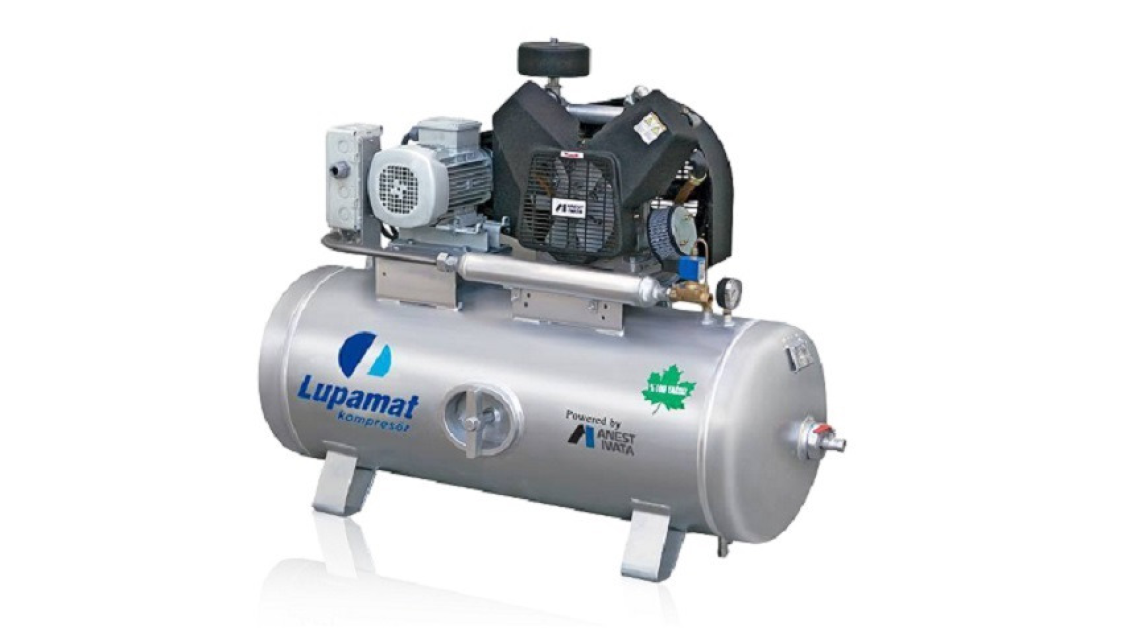 Logo Reciprocating Oil Free Compressors