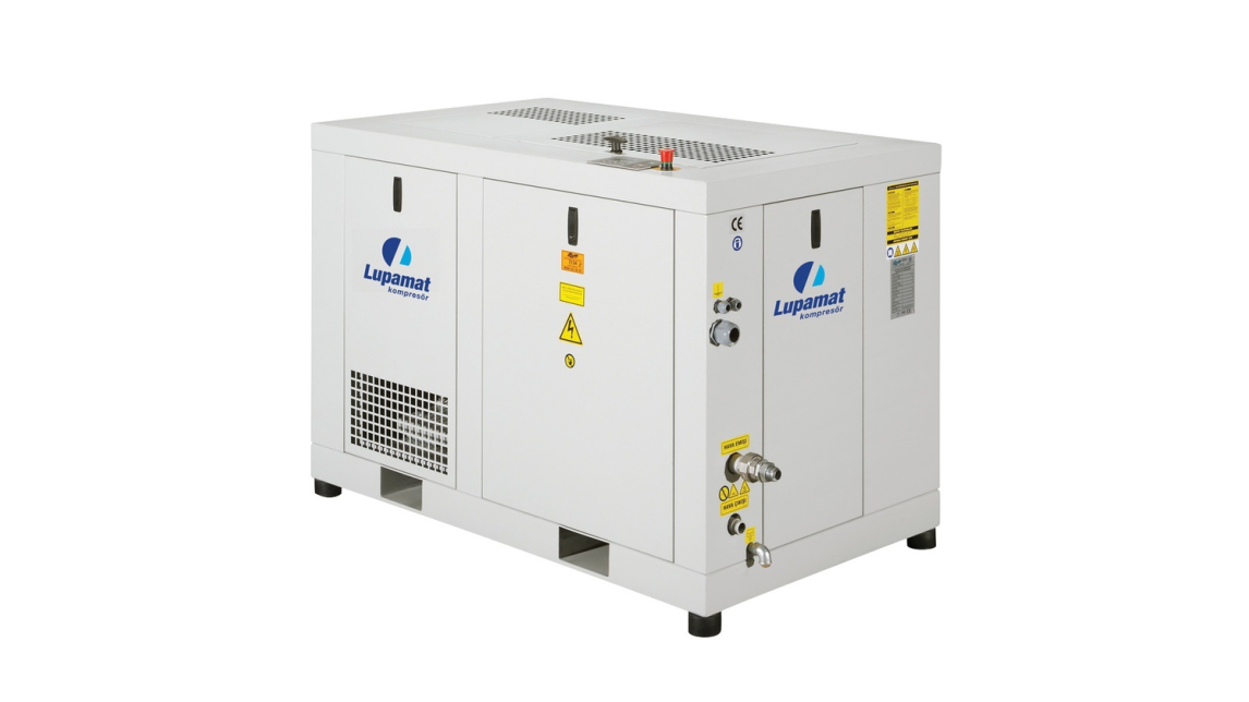Logo Booster Air Compressors