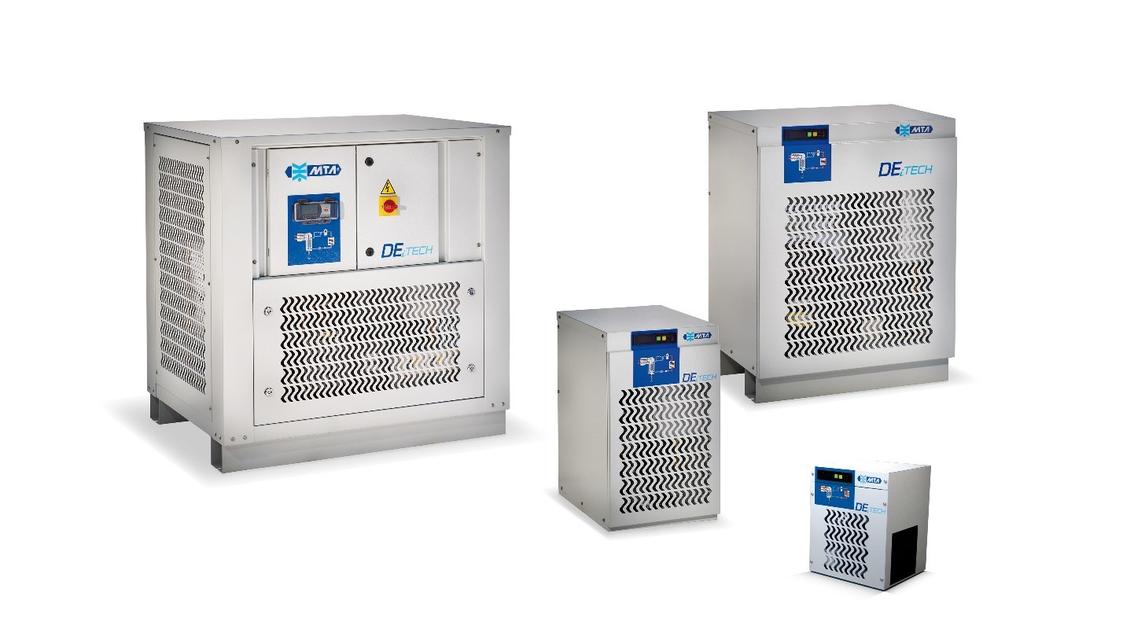 Logo Refrigeration air dryers DE iTech