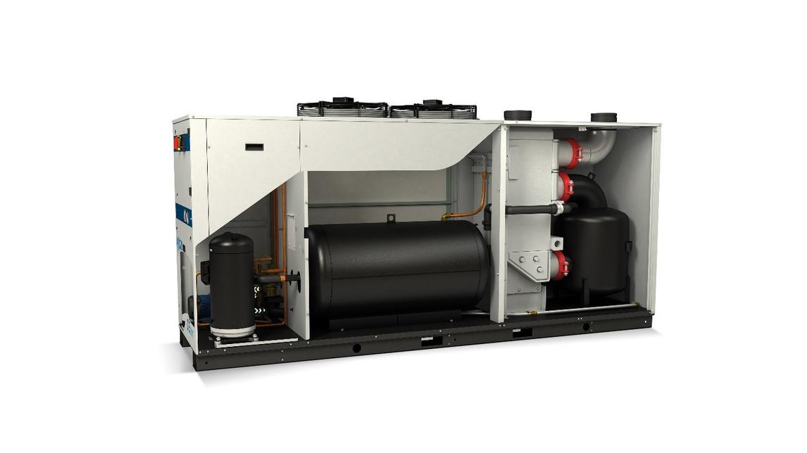 Logo Refrigeration air dryers DE ETM