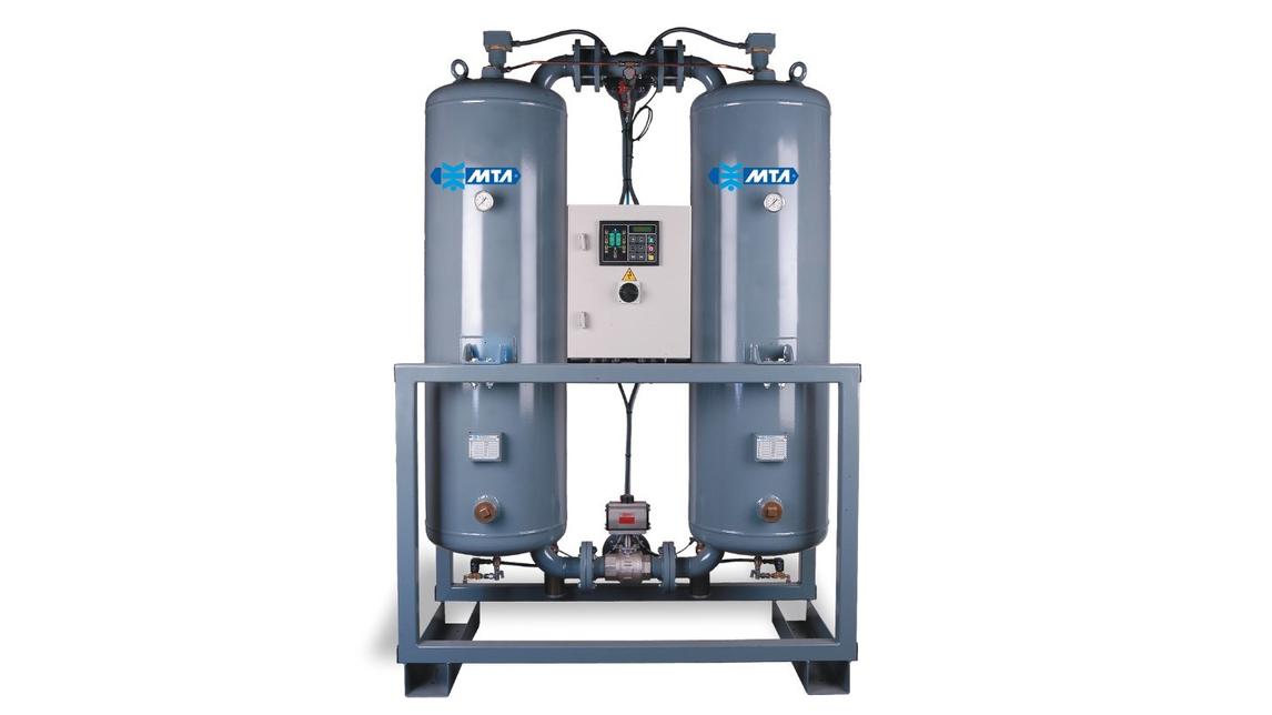 Logo DryXtreme - NST Adsorption Air Dryers