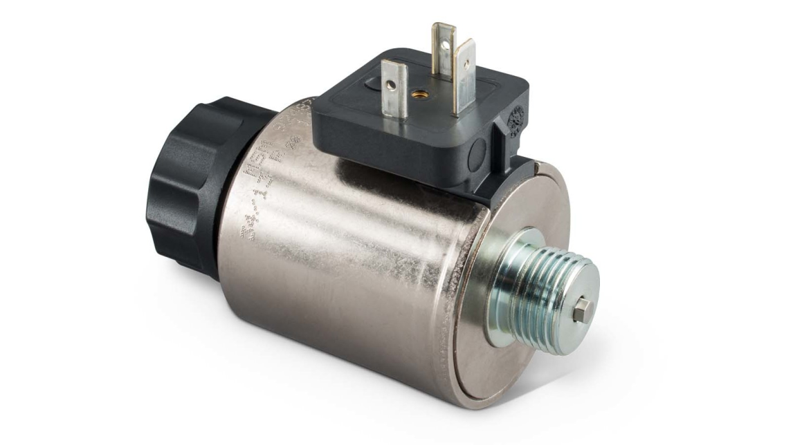 Logo Solenoids and Valves for Hydraulics
