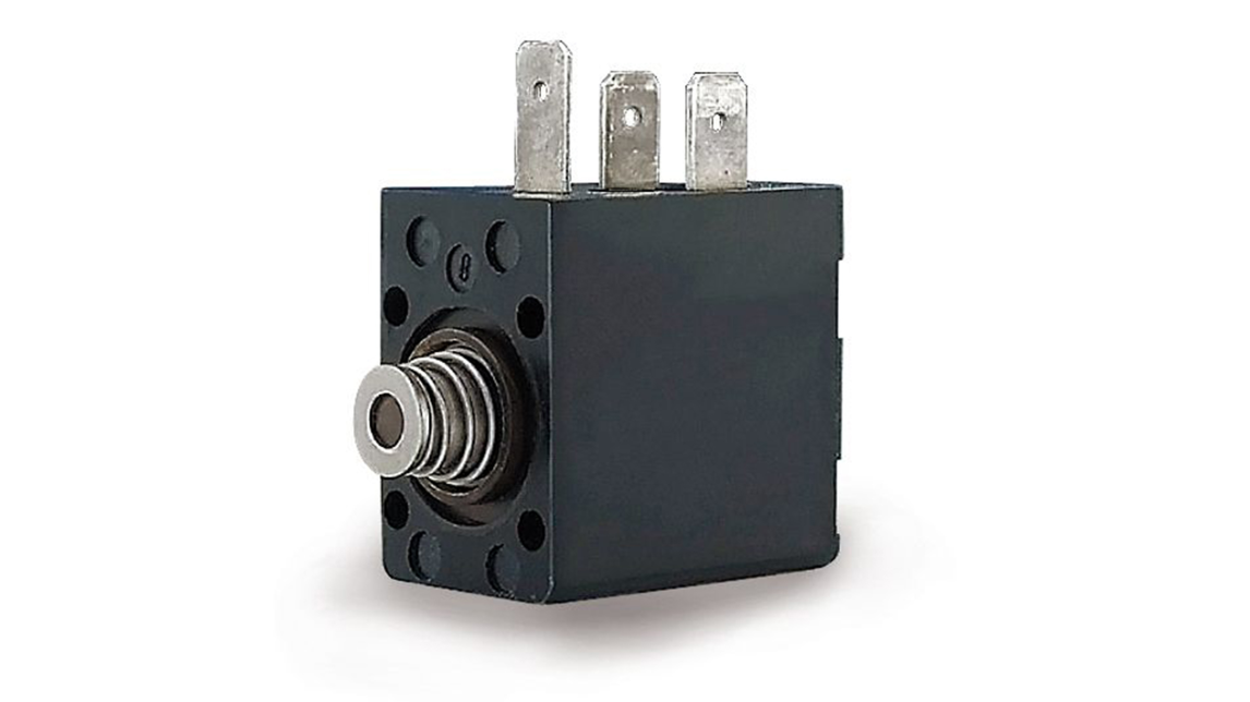Logo Solenoids and Vales for Pneumatics