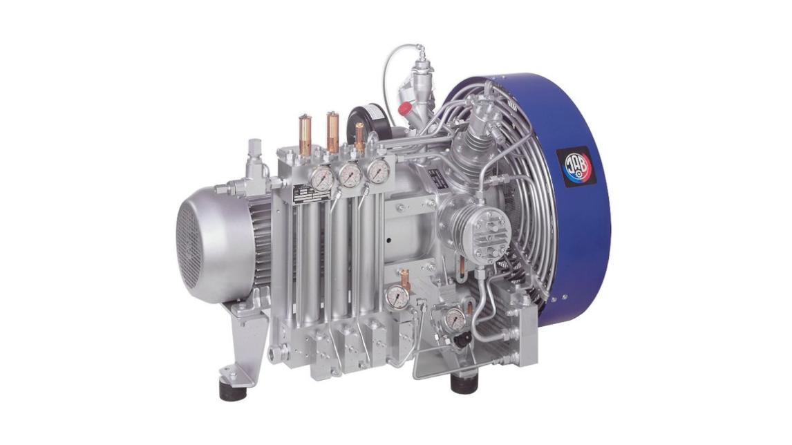 Logo JAB High Pressure Compressors