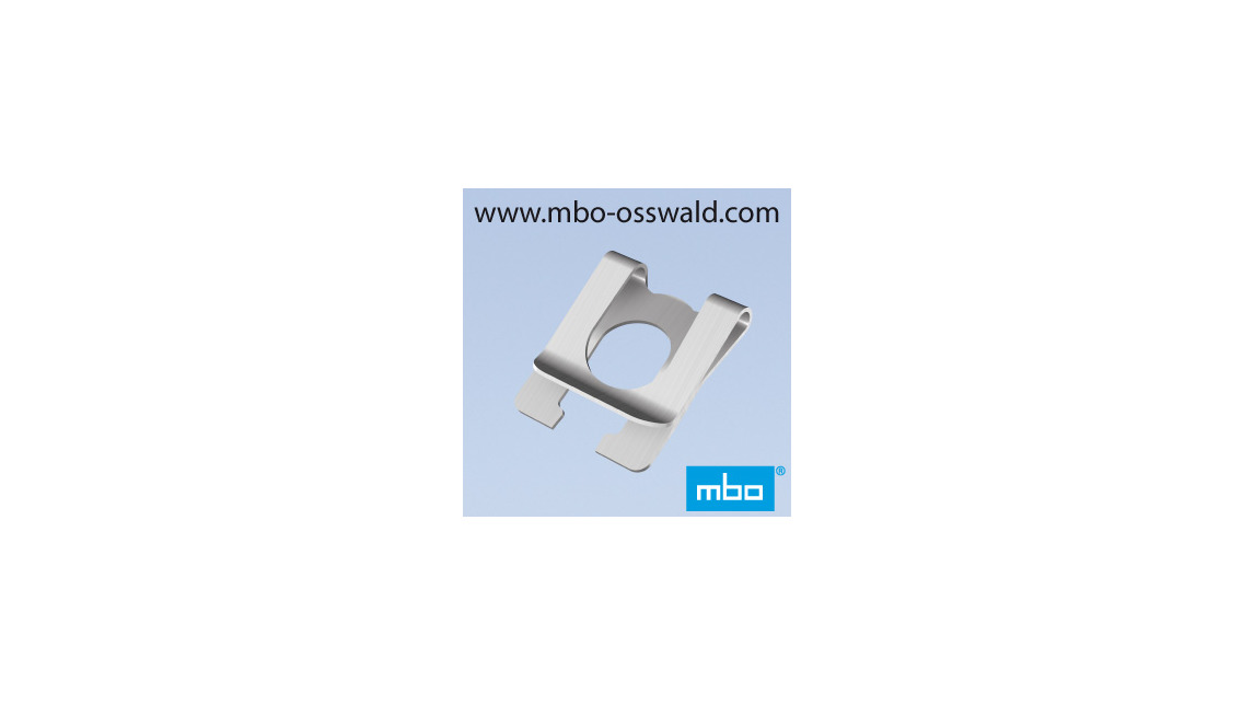 Logo Retainers for shafts with groove