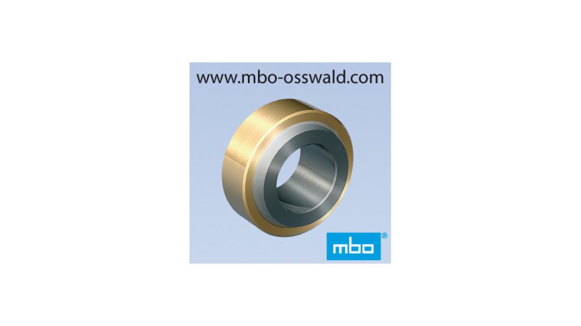 Logo Pivoting bearings DIN ISO 12240-1