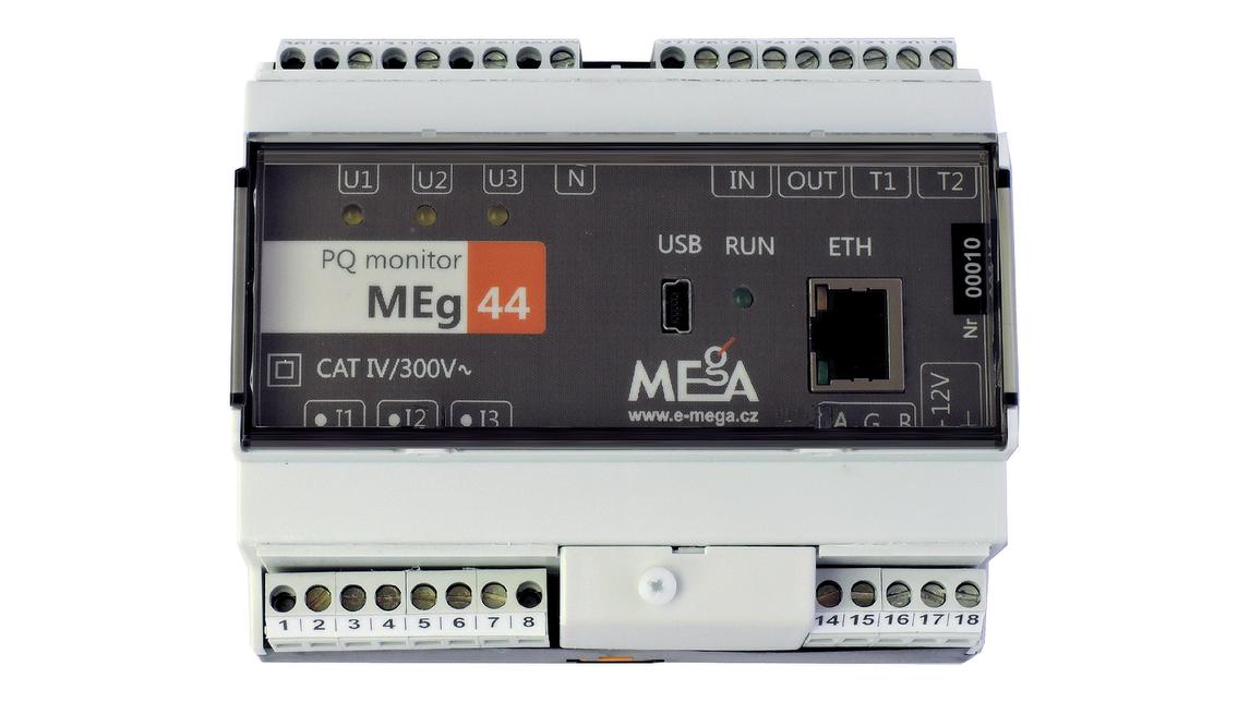 Logo PQ monitor MEg44DIN