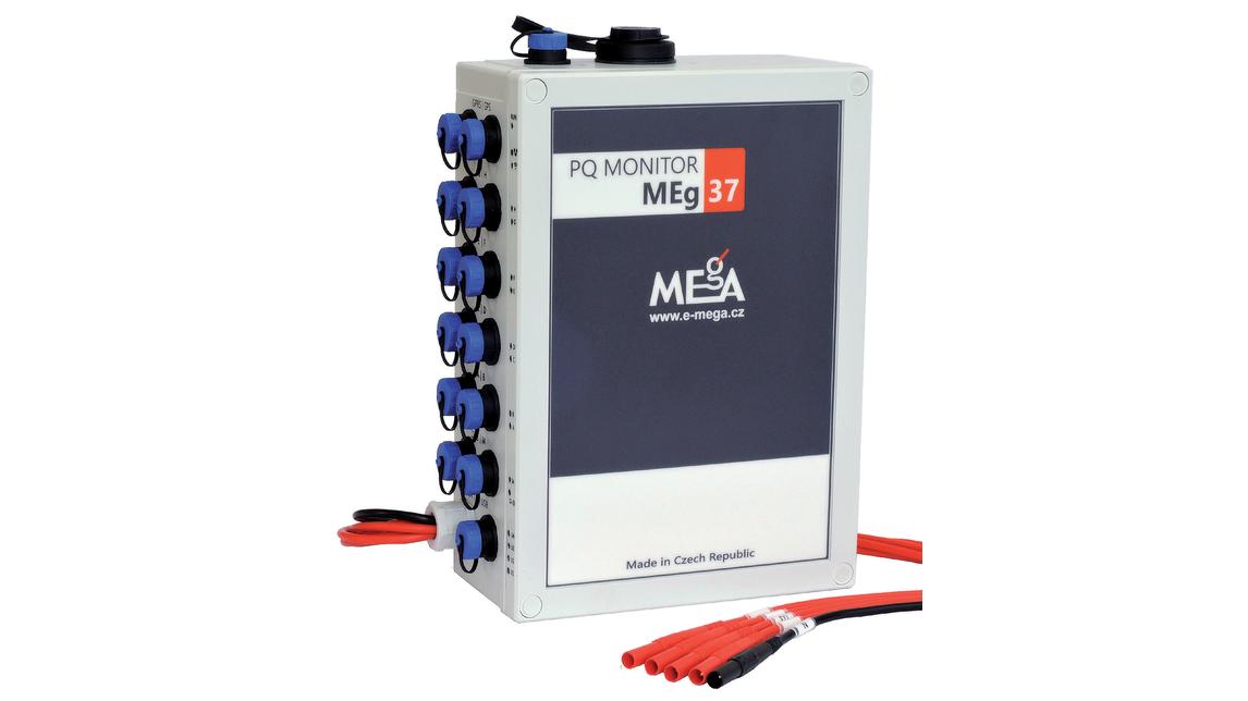 Logo Portable multiple input PQ monitor MEg37