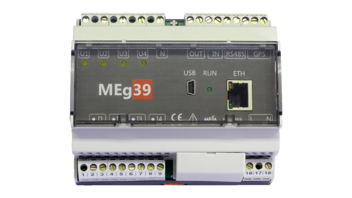 Logo PQ monitor MEg38/C