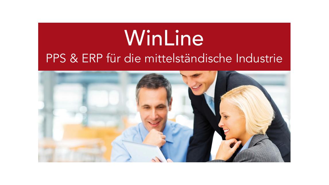 Logo WinLine Complete Solution: PPS, ERP, CRM