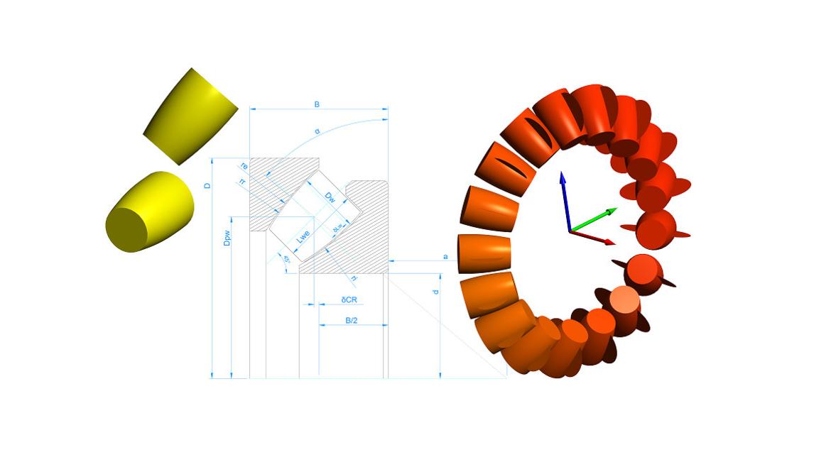 Logo MESYS Rolling Bearing Calculation