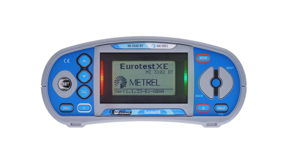 Logo MI 3102 BT Eurotest XE