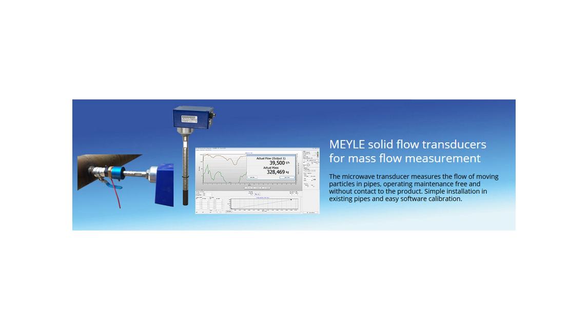 Logo Solid flow sensor SFT11