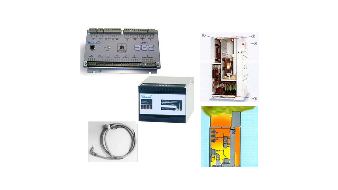 Logo Arc fault detection system LBW21 / LBW51