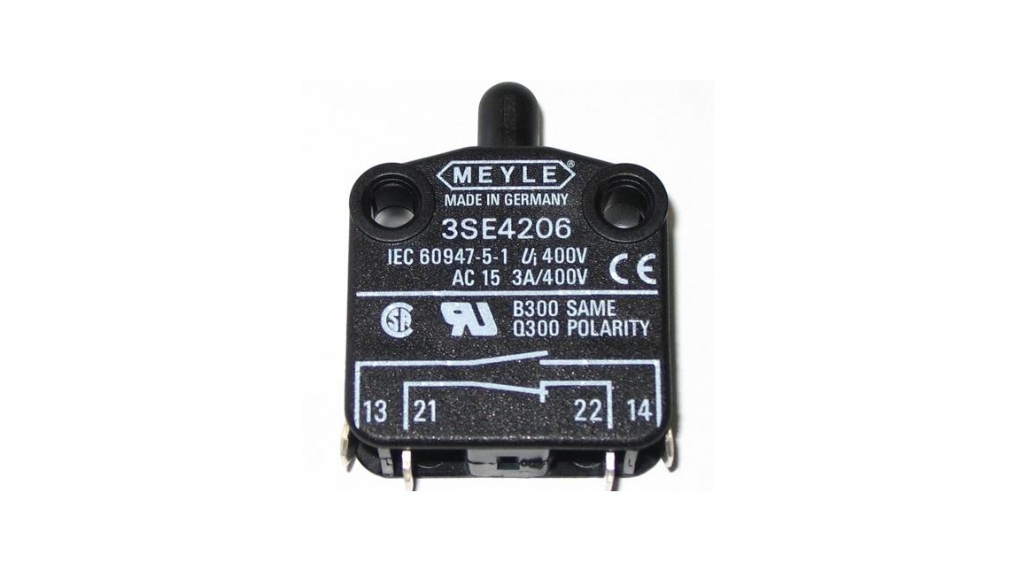 Logo Position limit switch