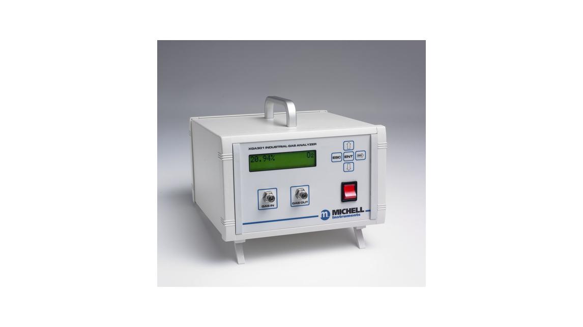 Logo XGA301 Industrial Gas Analyzer