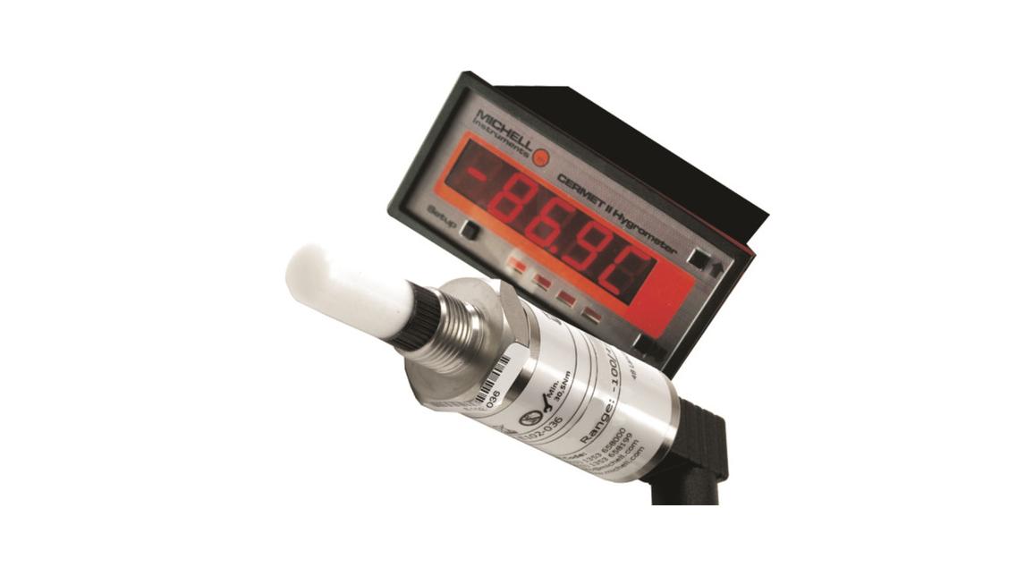 Logo Cermet II Premium Hygrometer