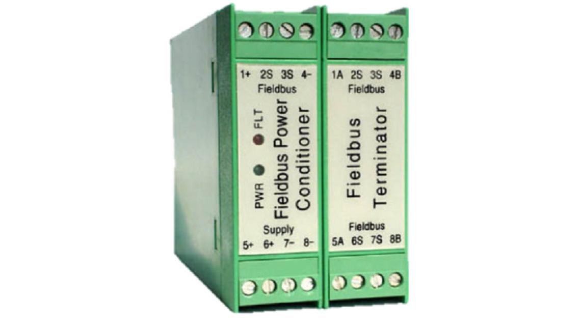 Logo Fieldbus Power Conditioner & Terminator