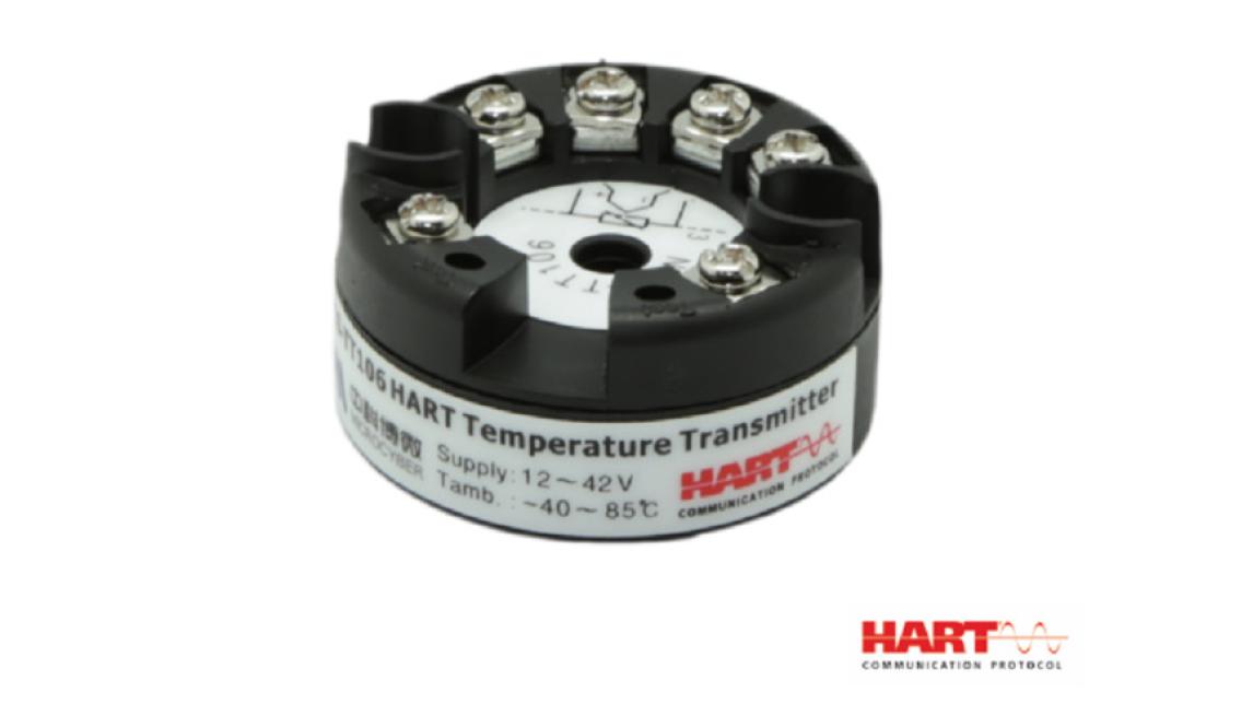 Logo Head Mounted Temperature Transmitter