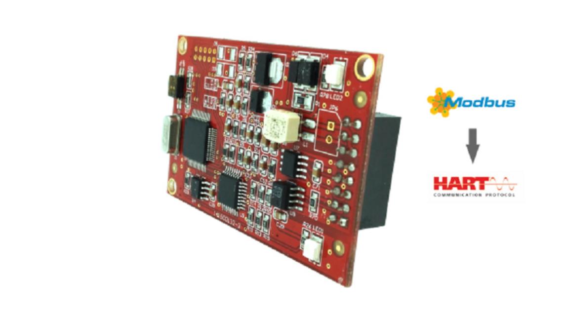 Logo M0310 MODBUS to HART Built-in Module