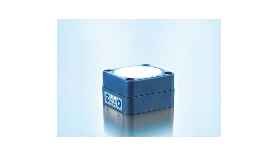 Logo lcs+ ultrasonic sensors