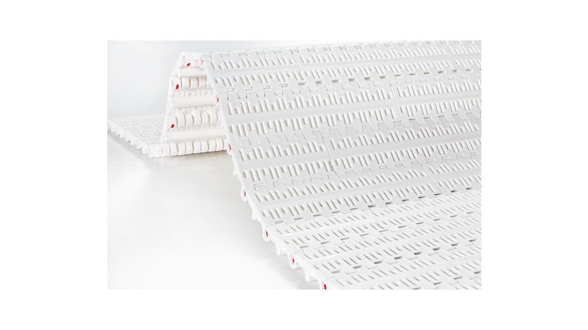 Logo Plastic Modular Belts