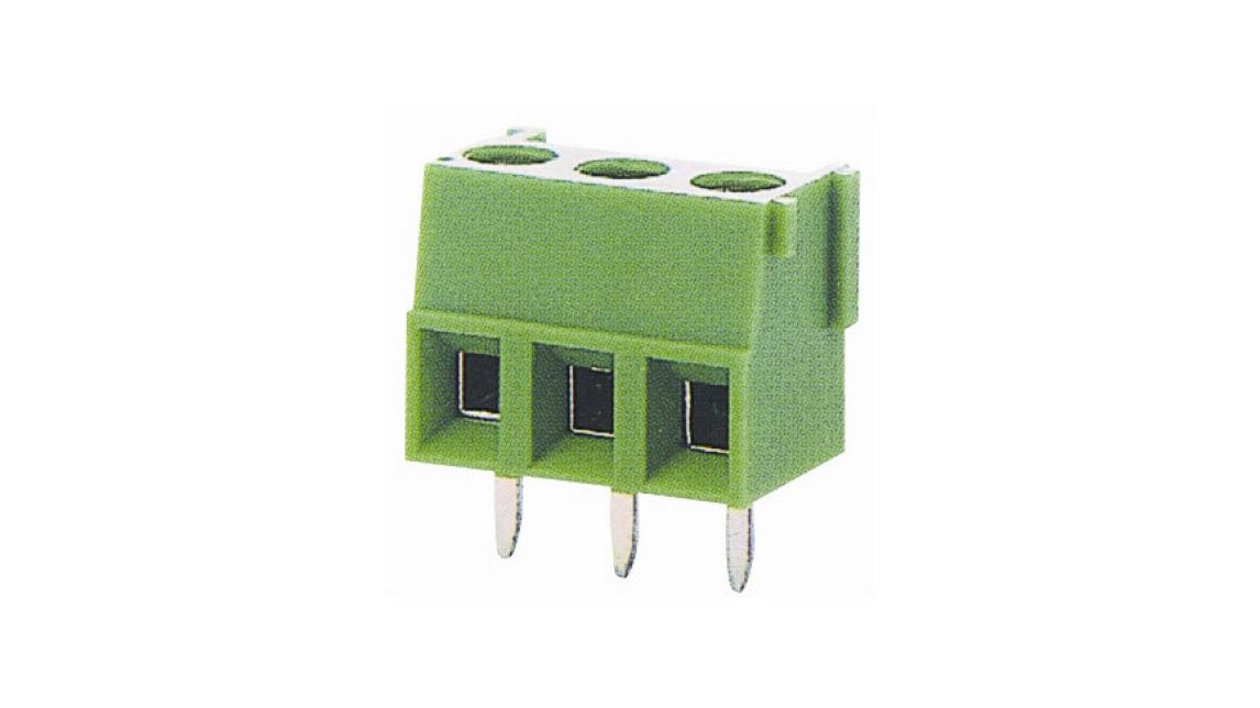 Logo Rising clamp PCB terminal blocks