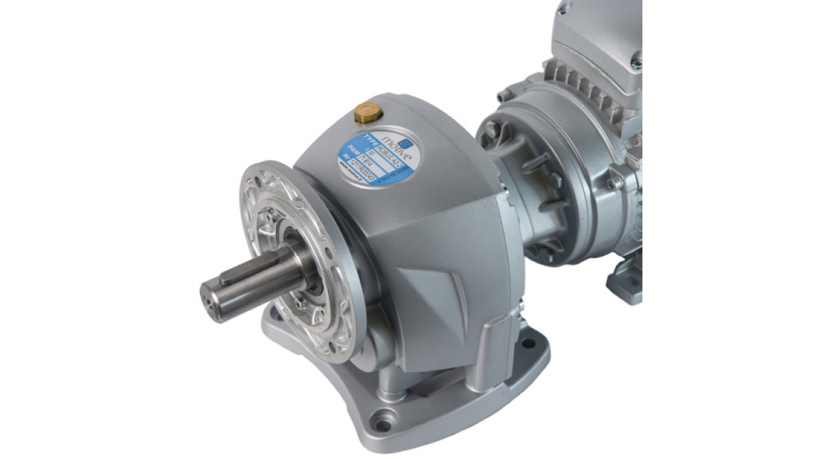 Logo ROBUS-A IN-LINE HELICAL GEARBOX