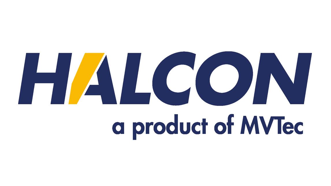 Logo MVTec HALCON