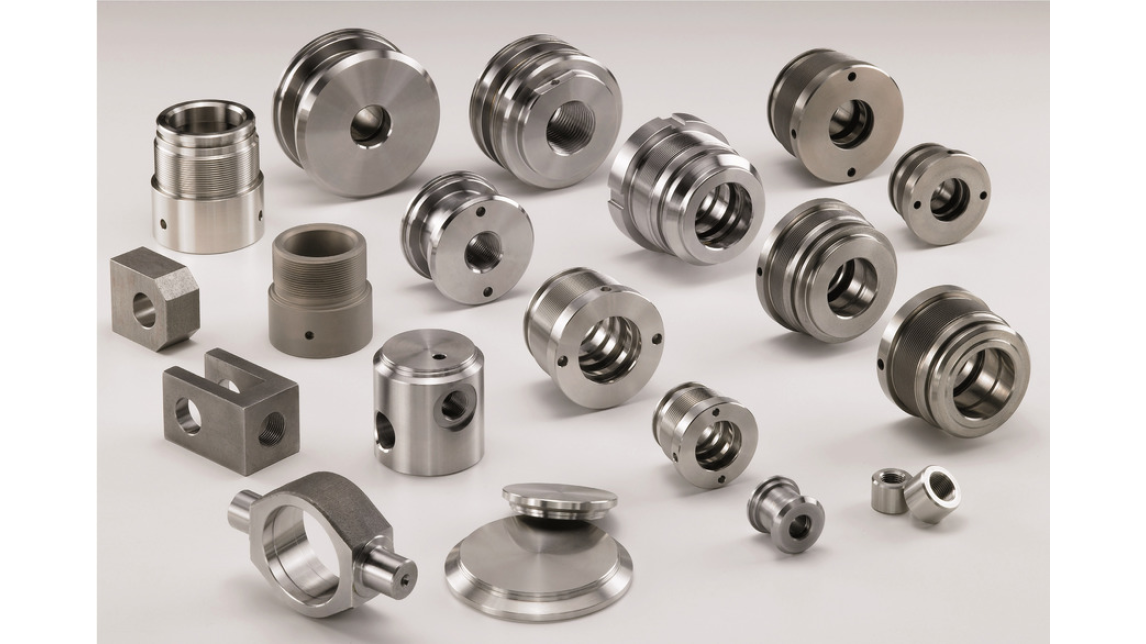 Logo Components for oil hydraulic cylinders