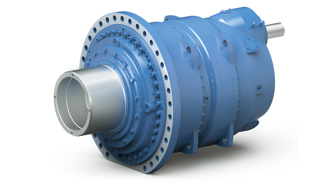 Logo Modular Planetary Gearboxes | MP Series