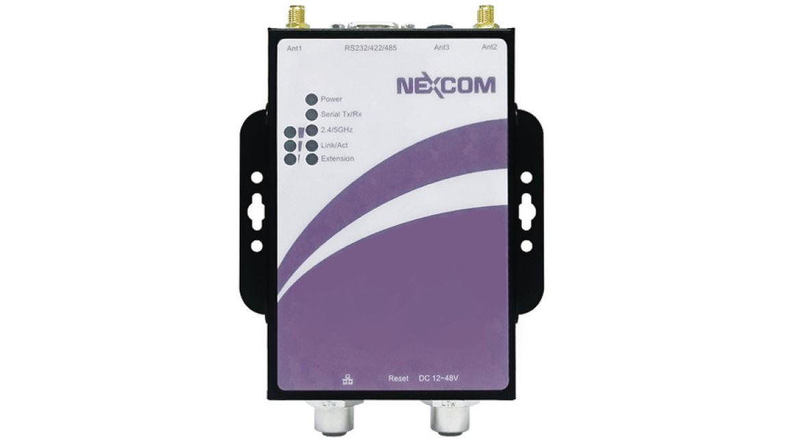 Logo Industrial Mesh WiFi Device Server NIO51