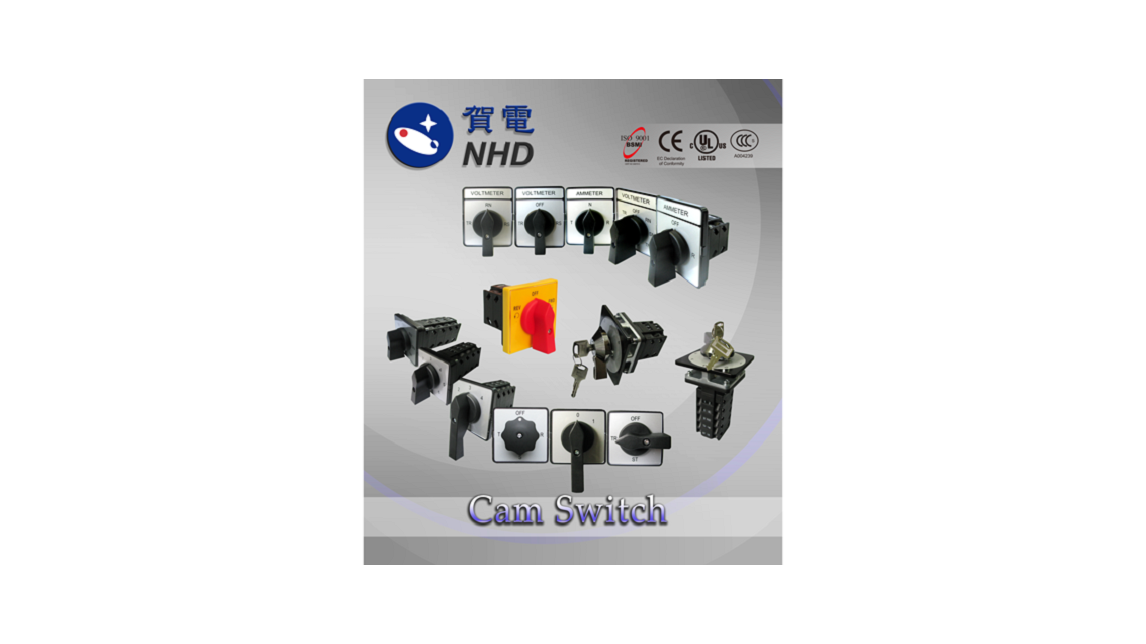 Logo Cam Switches