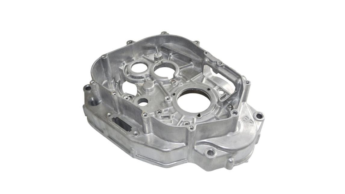 Logo Aluminium Parts