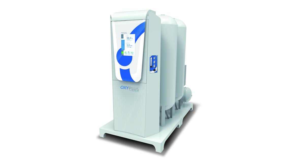 Logo PSA Oxygen generator