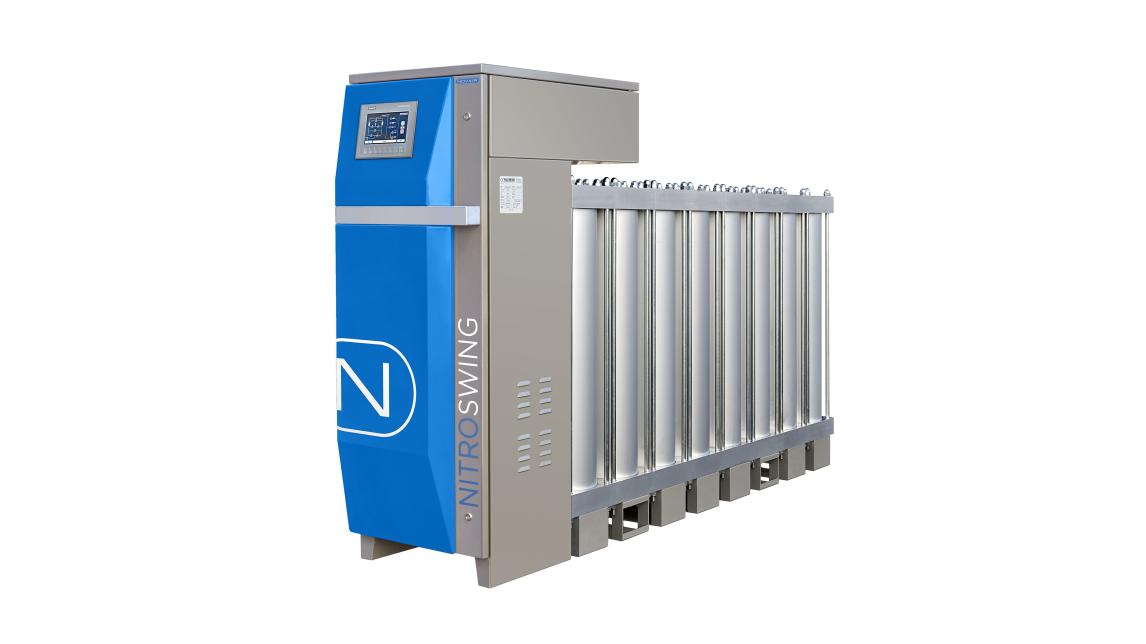 Logo PSA Nitrogen generator