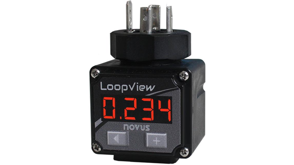 Logo Current Loop Indicator LoopView