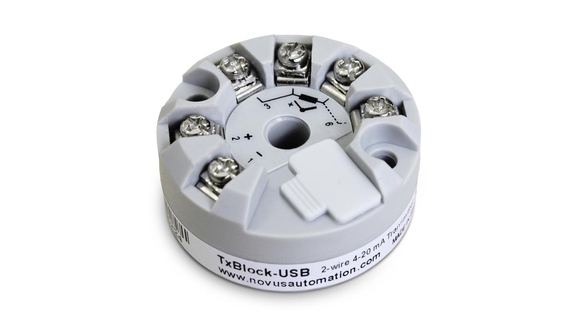 Logo TxBlock-USB