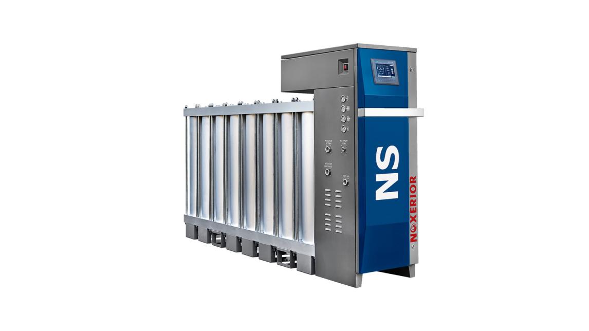 Logo Nitrogen Generator